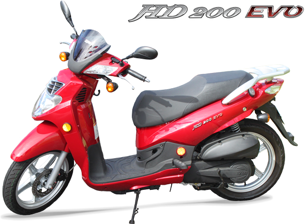 Premium Hd 200 Scooter Rental