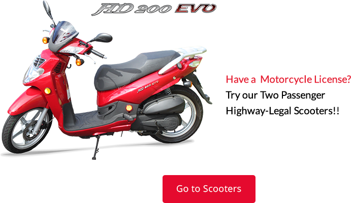 Premium Hawaii Scooter Rental