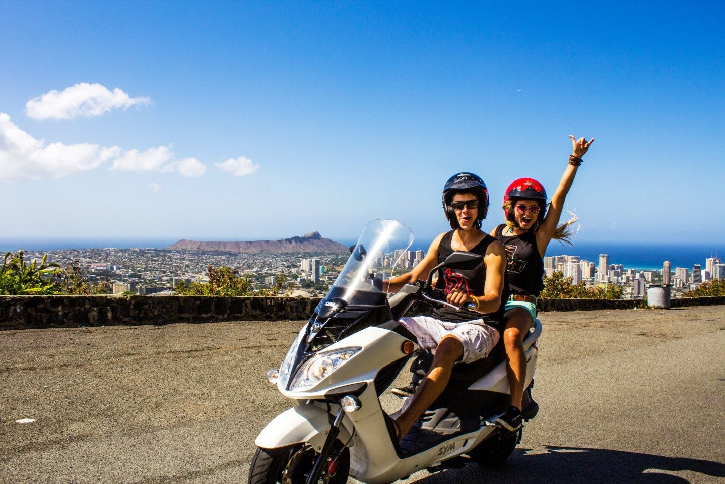 hawaii moped rentals amp genuine scooter sales