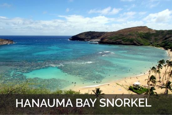 Hanauma Bay Snorkeling Tour